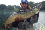 river pike 115cm